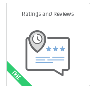 Ratings and Reviews add-on for Calendarize it!