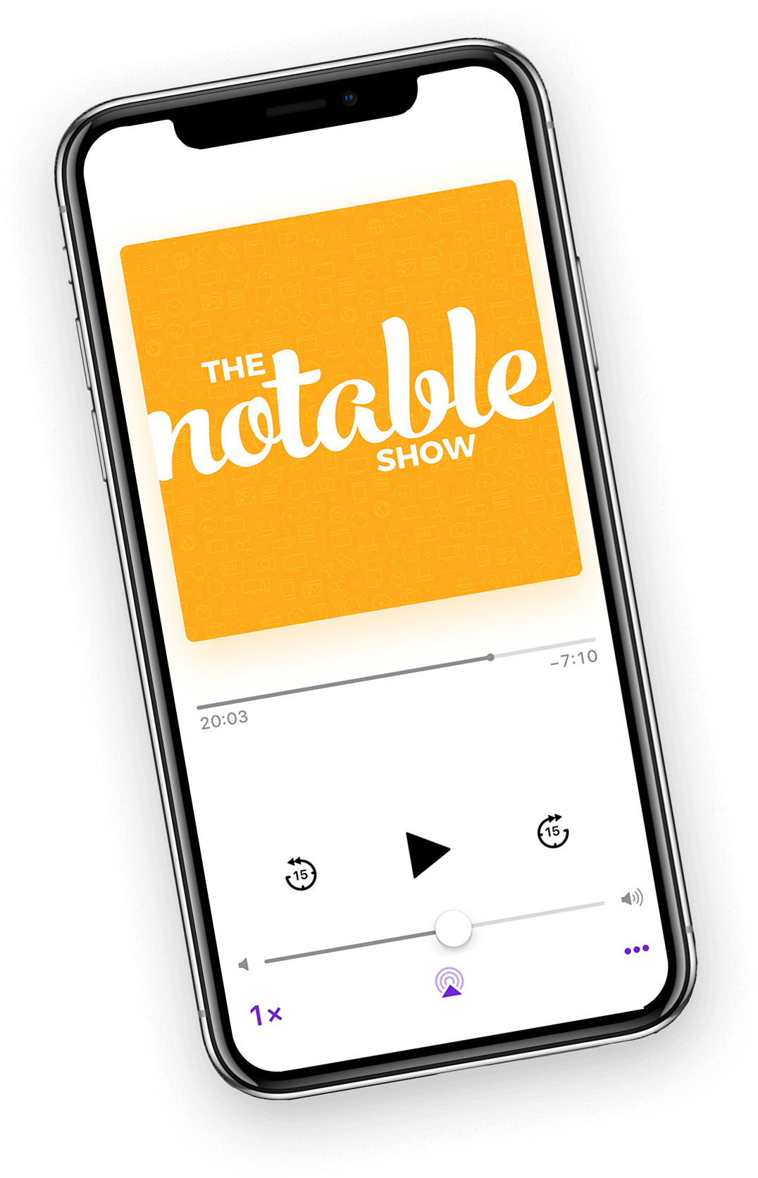The Notable Show