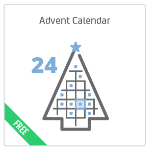 Advent Calendar add-on for Calendarize it!