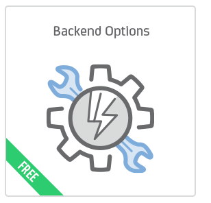 Backend Options add-on for Calendarize it!