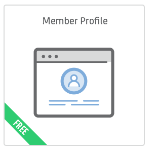 Member Profile add-on for Calendarize it!