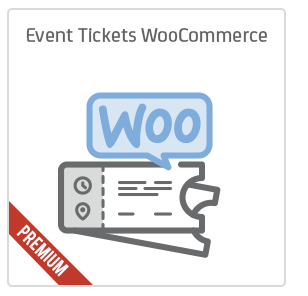 Event Tickets WooCommerce add-on for Calendarize it!