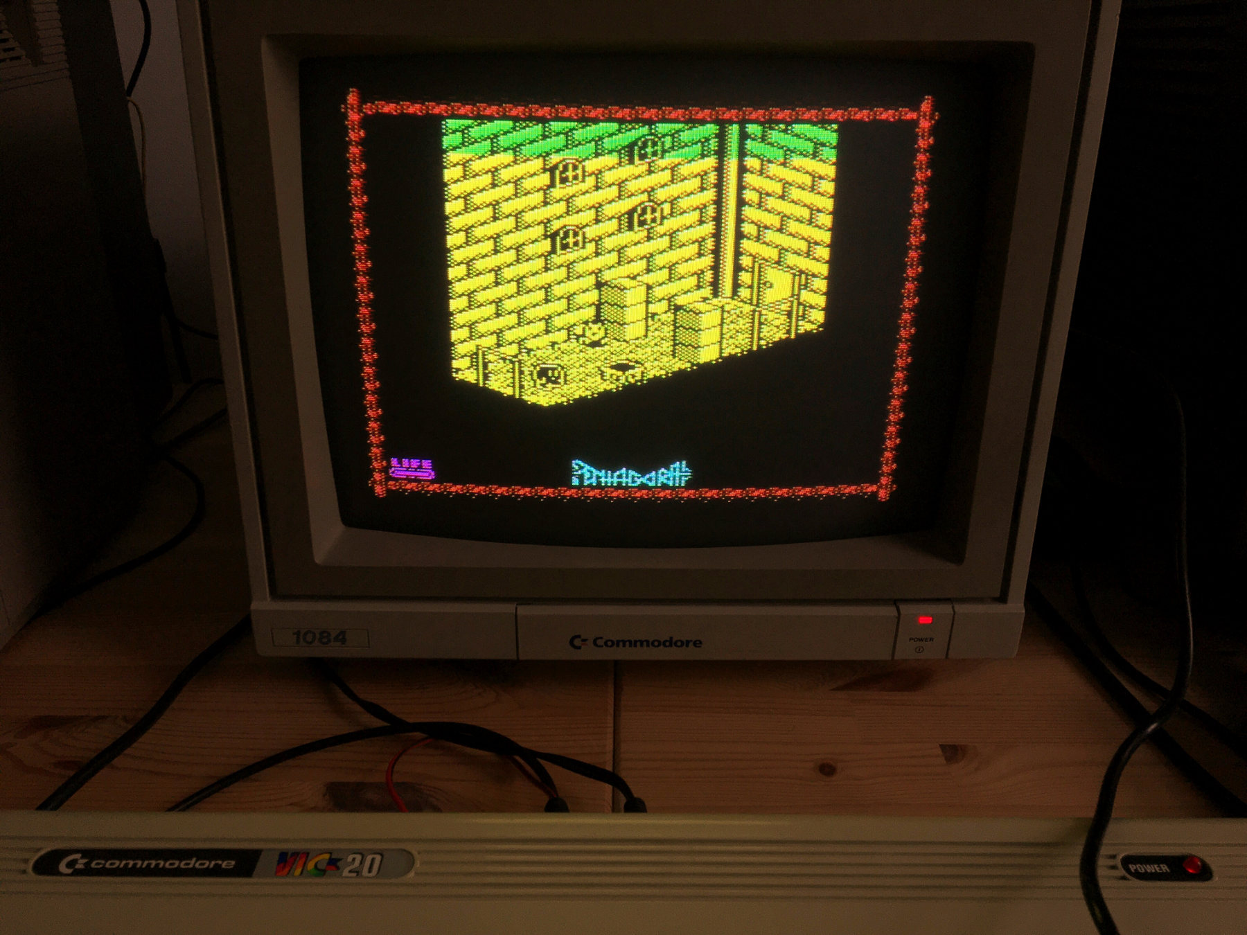 Pentagorat for VIC-20