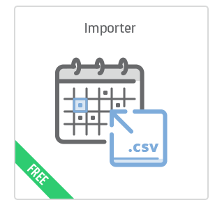 Importer add-on for Calendarize it!