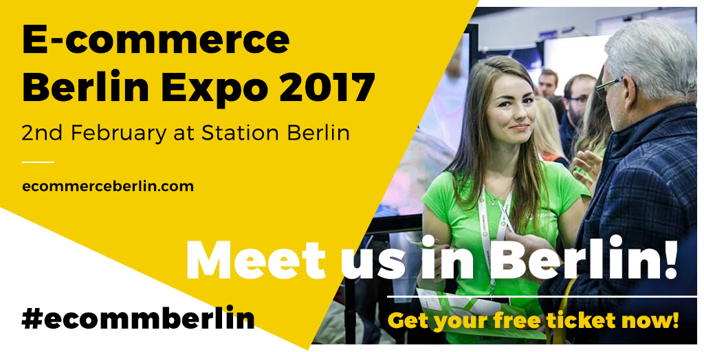 Freiticket E-Commerce Berlin Expo 2017